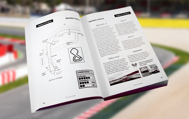 UK Circuit Guide Free Download Corner